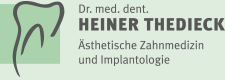 Logo Zahnarztpraxis Dr. Thedieck